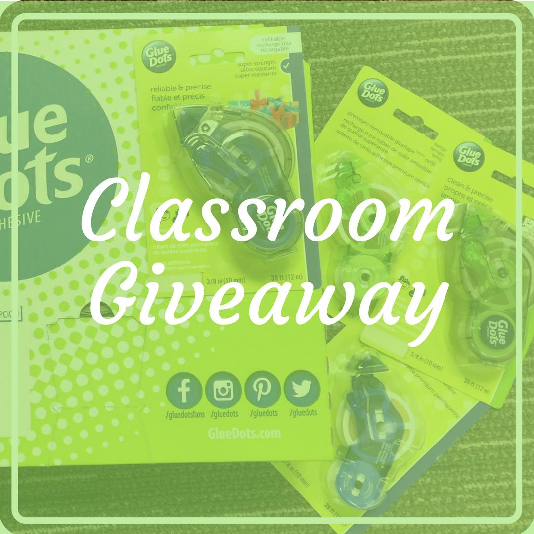 Classroom Giveaway