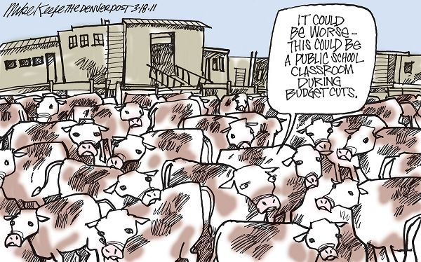 Crowded Classrooms
