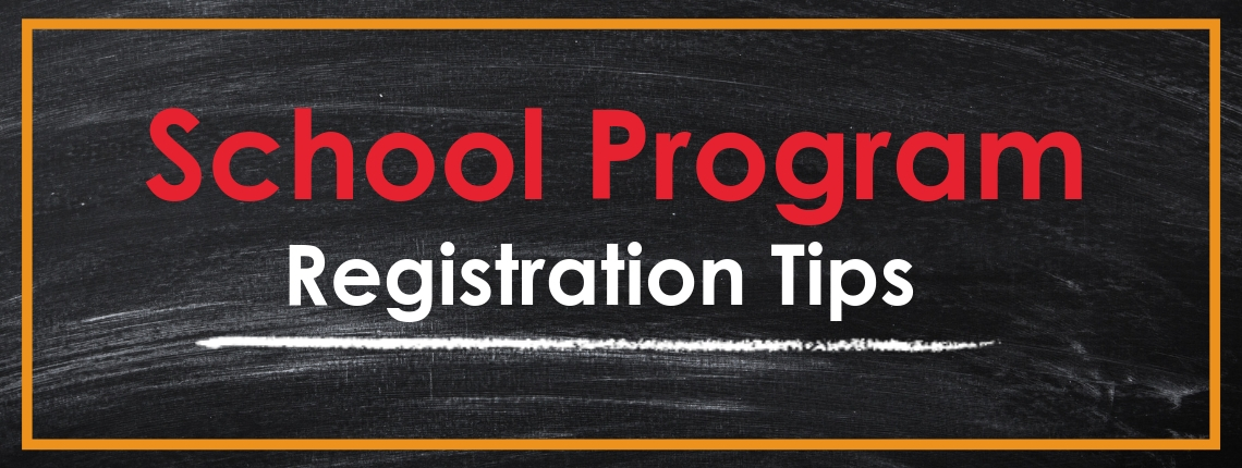 School Program Registration Tips: Public Pages vs. Private Pages for Schools