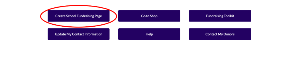 Create School Fundraising Page