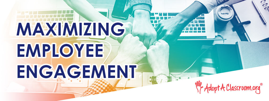 Maximize Employee Engagement _2019_Blog