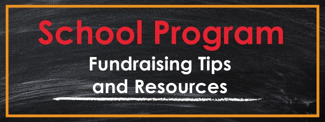 How to use Your School Page to Fundraise