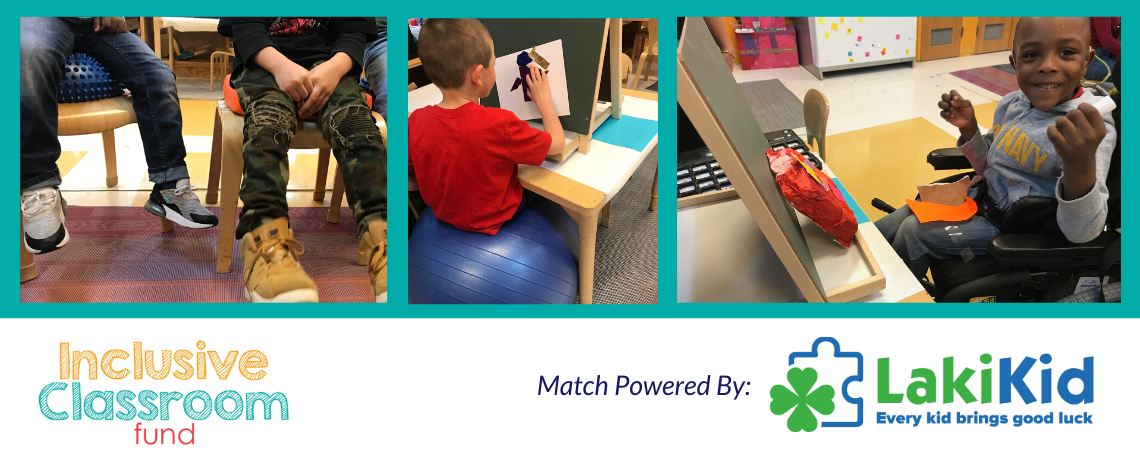 LakiKid Inclusive Classroom Match