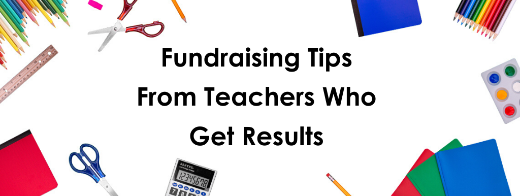 4 Classroom Fundraising Tips From Teachers
