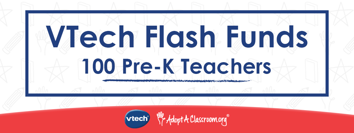 VTech Donates $25,000 to Support High-Needs Pre-K Teachers