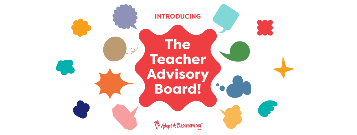 Introducing the Teacher Advirory Board